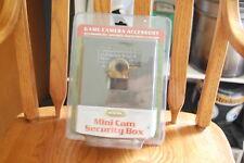 Nib Moultrie Mini Cam Security Box Mfh-Mcsb 053695125589