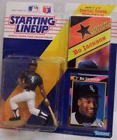 Bo Jackson White Sox Starting Lineup Kenner 060117DBT7
