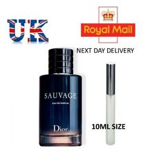 SAUVAGE DIOR EDP – 10ml ATOMISER - TRAVEL - SAMPLE - DECANT
