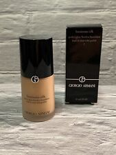 Giorgio Armani Luminous Silk Foundation No.2 Fair Peach 30 Ml/ 1 Fl Oz