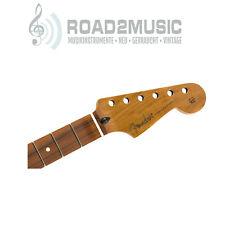 "Fender Roasted Maple Stratocaster Neck 21 Narrow Tall 9.5"" Pau Ferro 0990503920"