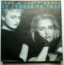 "INGA + ANETE HUMPE - No longer friends - 7""-Single > Ideal, Neonbabies, Ich+Ich"