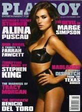 Playboy November 2009 / Alina Puscau / The Devil In Marge Simpson