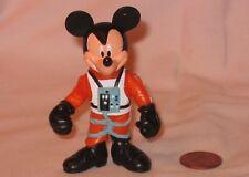 Disney Star Wars, Star Tours Mickey Mouse As Luke X-Wing Pilot PVC Figure
