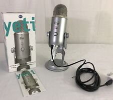 Blue Microphones Yeti Condenser USB Wired Professional Microphone New