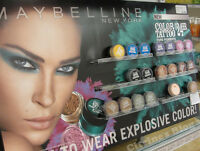 BUY 2 GET 1 FREE (Add 3 To Cart) Maybelline Color Tattoo Pure Pigments Eyeshadow