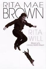 Rita Will: Memoir of a Literary Rabble-Rouser-ExLibrary