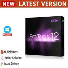 Avid Pro Tools HD v12.5 ✔️2020✔️Full Version✔️Lifetime✔️Windows✔️