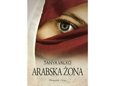 Arabska zona, Tanya Valko, polska ksiazka, polish book