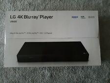 LG UBK80 4K UHD BLU RAY PLAYER-NEU&OVP. Rechnung ist keine vorhanden.