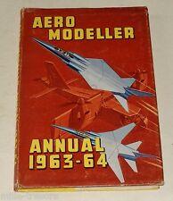 AERO MODELLER Annual 1963-64 : AURORA - CMELAK - KISKOCSAG - SKY BARON - SKYLARK