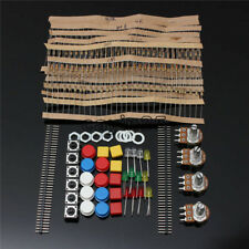 Electronic Parts Pack KIT for ARDUINO Component Resistors Switch Button UK