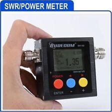 US Surecom SW-102 V/UHF Digital Radioddity Antenna Power SWR Mobile Meter Power