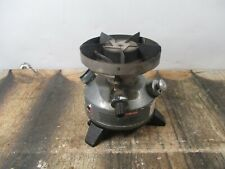 COLEMAN STOVE 550B MULTI-FUEL   DATED 06 - 11  NO RESERVE
