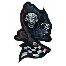 Lethal Threat Motorcycle Bike Jacket RACE REAPER Embroidered Patch LT30084