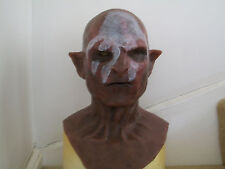 The Dark Orc (no hair) silicone mask by PPFX made to order
