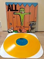ALL ALLROY SAVES LIMITED COLOR ORANGE LP DESCENDENTS NOFX RANCID BAD RELIGION