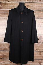 Schneiders Cashmere Men Coat Size I 52 ,GB 44 ,USA 42, Genuine