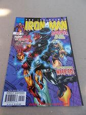 Iron Man (vol 3)  12 . Marvel 1999 -  VF / NM