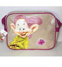 Borsa tracolla Cucciolo beige fuxia grande Disney ragazza