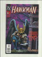 Hawkman Vol 4 #18 . DC Comics. 1995 .