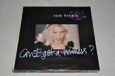 """Sam Brown - Can I get a witness? - 80er 80s - 12"""" Maxi Single Vinyl LP"""