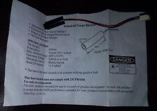 Red Laser Diode Module Model: VM63513