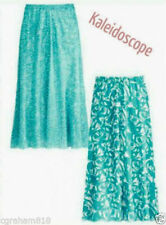 Polyester Full Length Skirts Size Petite for Women