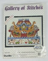 Bucilla Gallery of Stitches Cross Stitch Kit 33291 Noahs Ark Frame NOT included