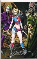 BATMAN #50E SIGNED J. SCOTT CAMPBELL EXCLUSIVE VARIANT COMIC BOOK ~ DC Comics