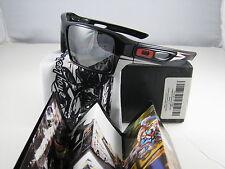 Rare Oakley Limited Edition TLD Eyepatch 2 Polished Blk w/Blk Iridium OO9136-15