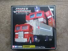 Takara Transformers Masterpiece Collection Mp 4 Optimus Prime Convoy With Trail…