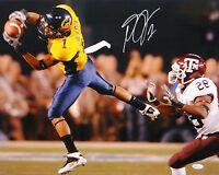 DeSean Jackson Autographed 16x20 Catch Against Texas A&M Photo- JSA W Auth