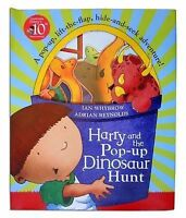 Harry and the Pop-up Dinosaur Hunt (Harry and the Dinosaurs) by Whybrow, Ian, Ac