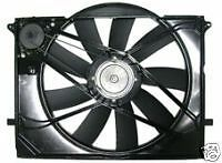2000 2001 2002 Mercedes Benz S430  S 500 New Radiator Cooling Fan