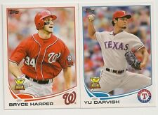 2013 Topps Complete Hand Collated Set 1-661