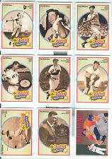 1990's Upper Deck Baseball Heroes 5 Sets HOFers