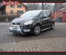 FORD GALAXY 2006-2010 SIDE BARS + GRATIS / STAINLESS STEEL!!!