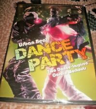 NEW! Urban Beat Dance Party DVD Two Dance Inspired Cardio Workouts