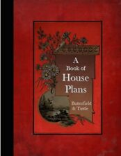 Architects BUTTERFIELD + TUTTLE 1912 Book of House Plans ERA DESIGNS FLOOR PLANS