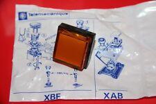 TELEMECANIQUE XBF-G 105 Meldeleuchtenvorsatz, gelb  XBF G 105  NEU