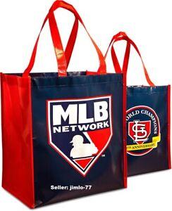 CARDINALS TOTE BAG MLB NETWORK 2011 WORLD SERIES 9/19/2021 SGA NEW ST LOUIS ©