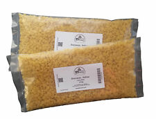 Yellow Beeswax Pellets HIGHEST QUALITY BP/FCC Pharmaceutical/Cosmetic/Food- 500g