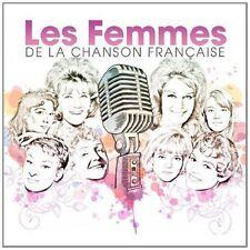 VARIOUS ARTISTS - LES FEMMES DE LA CHANSON FRANCAISE NEW CD