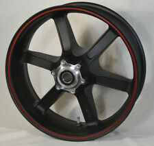 G0309.02A8BYDC NEW Buell Rear Piranha Black With Red Wheel, All XB'S & 1125's