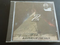 Z  -   KEEPERS  OF  THE  SIGN  ,      CD  1999  ,   HEAVY   METAL ,   ROCK  ,NEU