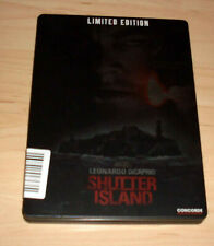 DVD Film - Shutter Island - Limited Edition Steelbook Metalcase