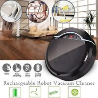 Home Automatic 2200mAh Smart Robotic Vacuum Cleaner Floor Dust Auto