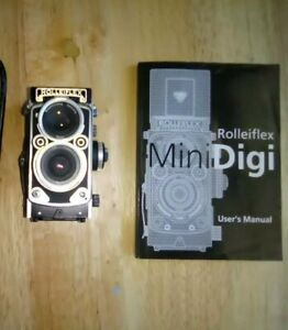 Rolleiflex MiniDigi (Mini Digi) Digital Camera 3.1 MP 27393