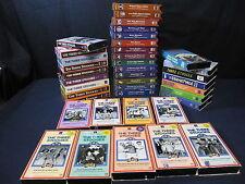 Three Stooges: Huge Set of 39 Tapes (VHS)